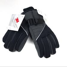 C9 Champion Boys Reflective Waterproof Ski Gloves Nwt