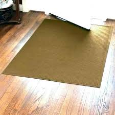 T Front Door Rug Entry Mats Inside Mat  Indoor Size
