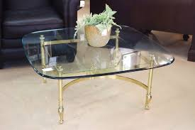 end tables img glass coffee tables and end used furniture gallery brass table black sets