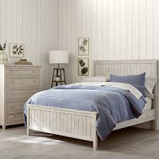 beadboard bedroom furniture. Beadboard Basic Bed + Trundle Bedroom Furniture