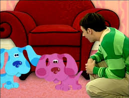 whered baya rae go lets play blues clues to figure it out