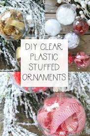 like these one minute for real ribbon stuffed diy ornaments they just might be your favourite diy this season
