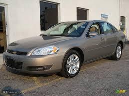 2006 Amber Bronze Metallic Chevrolet Impala LTZ #14209101 ...