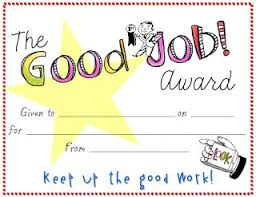 Good Job Template Great Job Template Magdalene Project Org