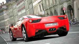 Tons of awesome 2015 ferrari 458 italia wallpapers to download for free. Back View Of A Red Ferrari 458 Italia Wallpaper Car Wallpapers 52146