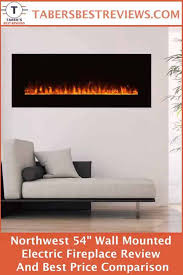 northwest 54 wall mounted electric fireplace review and best comparison