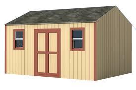 eave sheds