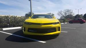 2016 Chevrolet Camaro RS Review, Pics and Specs