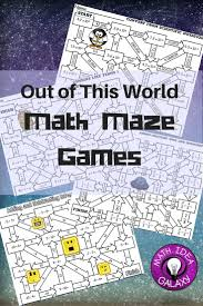 Using Maze Games In The Middle School Math Classroom Tpt Blogs