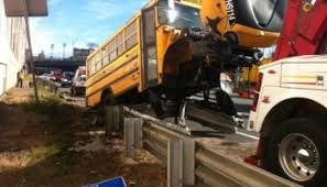 Crash involving school bus reported in Plymouth « Daily Happenings ...