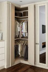 Designs For Wardrobes In Bedrooms Delectable Corner Wardrobe Ideas Practical Spacesaving Домът In 48