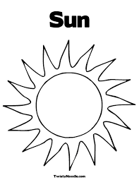Small Picture coloring page sun sun coloring page coloring book printable
