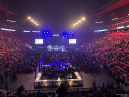 Little Caesars Arena Seating Chart Wwe 69 Rigorous Little Caesars Arena Layout