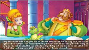 Công chúa và hoàng tử Ếch - Đọc chuyện cổ tích cho bé