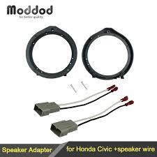 speaker adapter for honda civic accord crosstour cr z 6 5\
