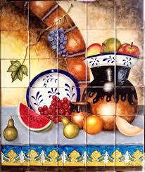 Mexican Tile Kitchen Backsplash Mexican Tile Lomeli Kitchen Backsplash Tile