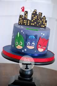 Pj Masks Cake Kids Cake Designs In 2019 Cake Pj Mask Birthday