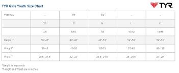Speedo Swim Parka Youth Size Chart Sizing Charts