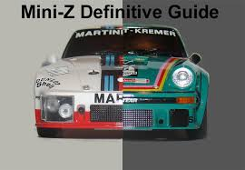 Mini Z Body Compatibility Chart Mini Z