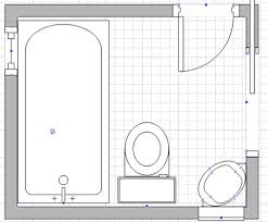 simple bathroom drawing. Interesting Drawing And Simple Bathroom Drawing B