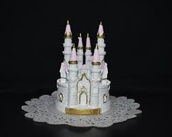 Cinderella Cake Topper Etsy