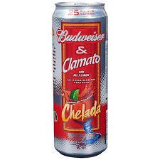 What Is Bud Light Clamato Budweiser Bud Chelada 5 Abv 1 Oz Amazon Com Grocery