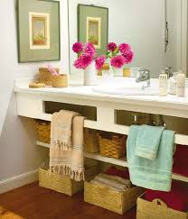 Bathroom Decorating Ideas On A Budget Good Looking Bathroom - Small apartment bathroom decor