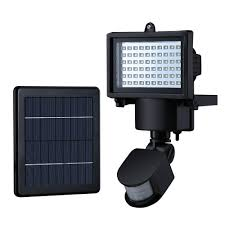 mpow solar motion sensor lights 60 led waterproof solar powered security lights with motion
