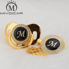 2019 <b>MIYOCAR Unique Design Name</b> Initial Letter M Beautiful Bling ...