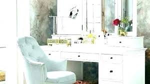Bedroom Vanity With Lights Small Table Large Size Of White Makeup ...