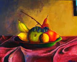 fruit painting greenlilly deviantart