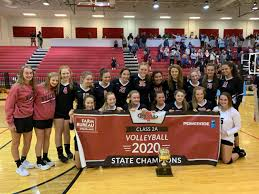 Walnut wins 5-set thriller to claim 2A volleyball state title | Tippah News