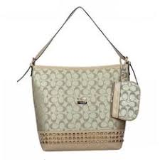 Coach Legacy Duffle In Stud Signature Medium Khaki Shoulder Bags BDG Give  You The Best feeling