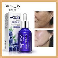 BIOAQUA Blueberry Hyaluronic Serum Acid Liquid <b>Skin Care</b> Anti ...