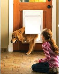 small doggie door electronic pet door small pet door for vinyl sliding glass door