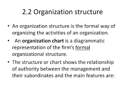 Formal Organizational Chart Ppt 2 2 Organization Structure Powerpoint Presentation