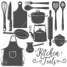 kitchen utensils silhouette vector free. Simple Vector Kitchen Tools Baking Pastry Silhouette Flat Vector Set Icon Emblem Kitchen  Utensils With Utensils Silhouette Vector Free I