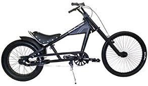 amazon com schwinn stingray stealth 20 inch chopper bike matte
