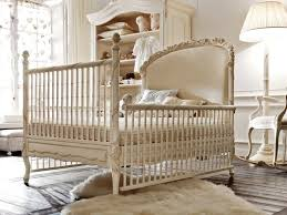 white mid century modern crib  mid century modern crib ideas