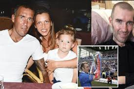 Fernando Ricksen's heartbroken pal launches fundraising bid to help family  with funeral costs - Daily Record