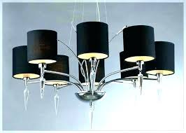 full size of small black lamp shades for chandeliers metal shade oval chandelier mini clip on