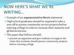 Thesis Statement Essay Example Thesis Statement For Pet Adoption College Paper Sample