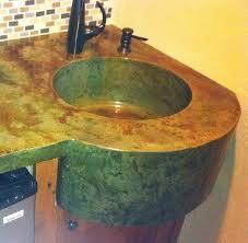 Expressions Ltd Concrete Countertop Fiberglass Sink Mold Round Bar