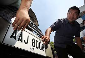 new car plate releaseLTO releases 1st batch of new license plates  News  GMA News Online