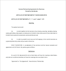 Business Agreement Template Small Business Contract Template