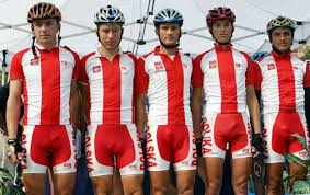 Image result for female cyclists in lycra