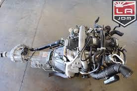 JDM TOYOTA HILUX 4RUNNER 1KZ-TE TURBO DIESEL 3.0L ENGINE AWD AUTO ...