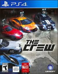 image is loading the crew playstation 4 car games ps4 video