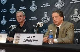 New flames head coach darryl sutter returns to calgary with the task of fixing a group that has talked about the need to compete more, increase their emotional engagement and play for one another. Whoa The Los Angeles Kings Fired Coach Darryl Sutter And Gm Dean Lombardi