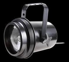 Eliminator Lighting E106 Eliminator Lighting Tight White Light Focused Beam Pinspot